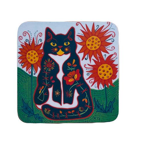 'Sophie' cat place mat