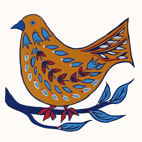 Card - Dove