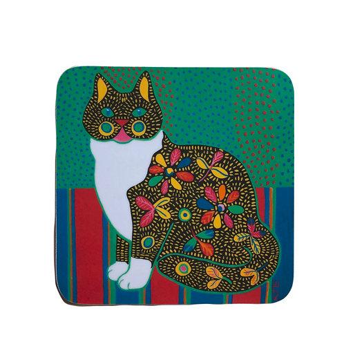 marmaduke cat table mat