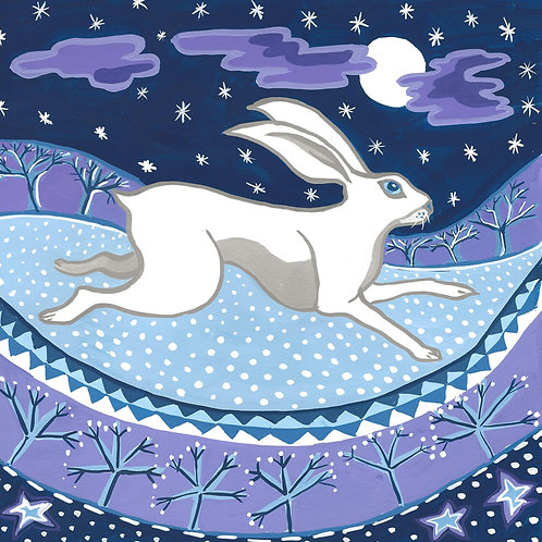Card- Frosty Night