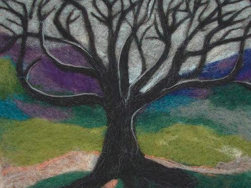 Card - Lonesome Tree