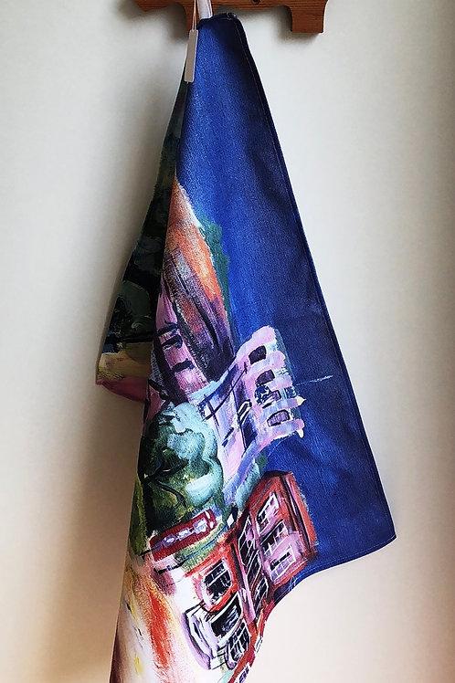 Petersfield St Peters tea towel