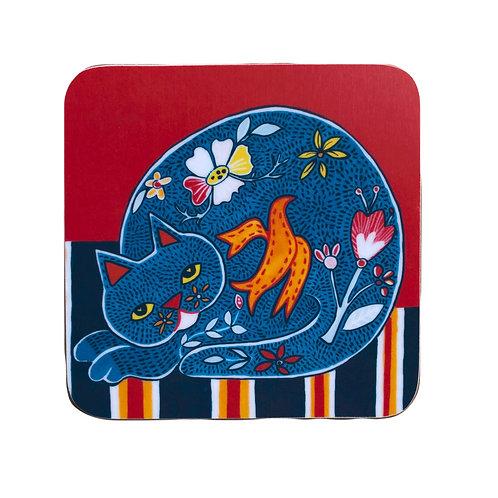 'Esmerelda' cat place mat