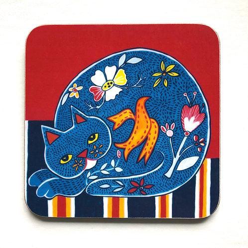 'Esmerelda' cat coaster