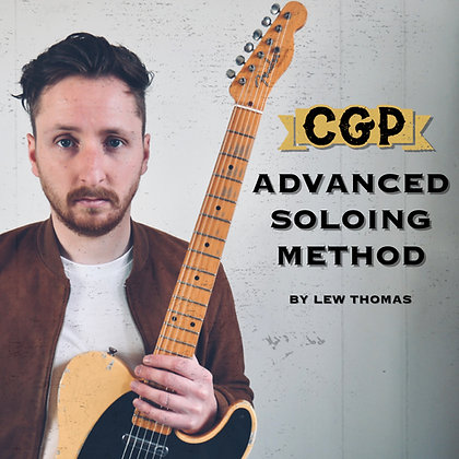 Advanced Soloing Method