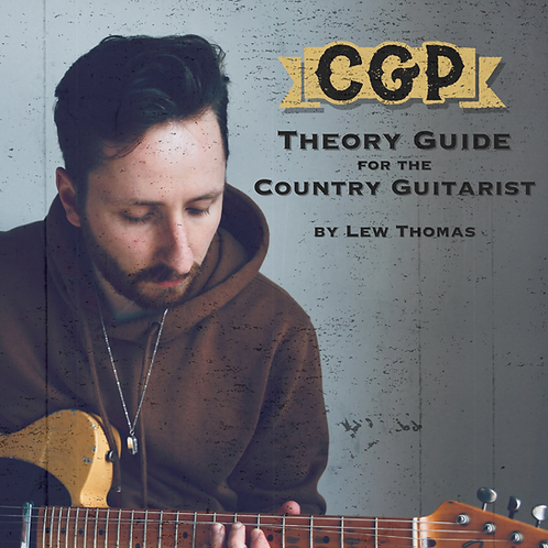 Theory Guide for Country Guitarists