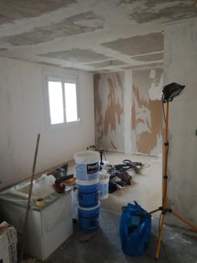 Salon existant (future chambre 3)