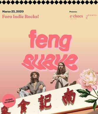 Feng Suave en Guadalajara
