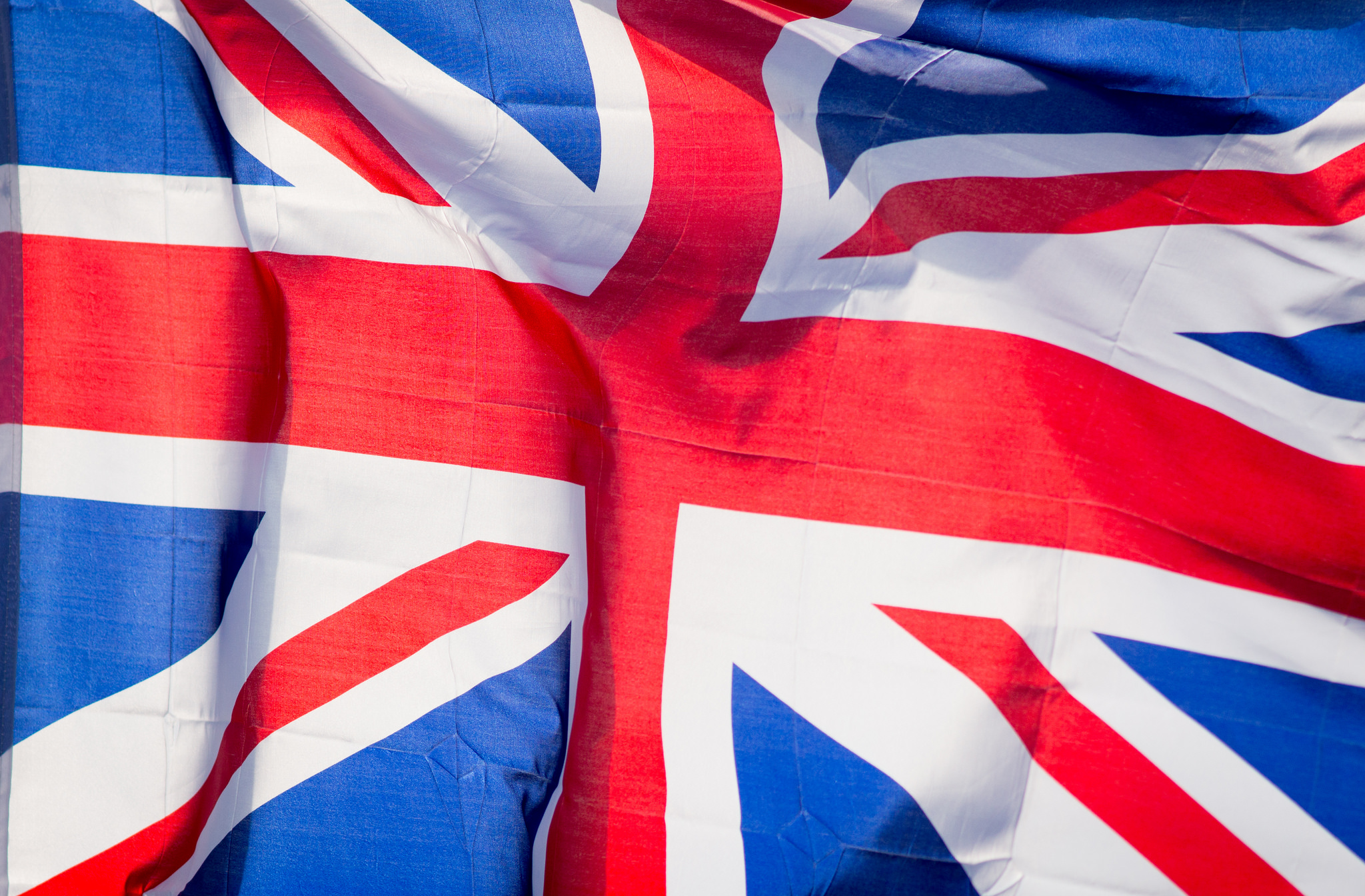 Union Jack Flag - Photograph