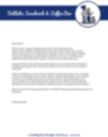 letterhead, paper, stationery, Menu, Leaflet, promotional, poster, flyer, marketing, design, designer, graphic, surrey, Delilahs Sandwich & Coffee Shop, Rustington, IDEAlee, Crawley, West Sussex, kent, gatwick