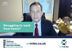 Co-Tribe, Marketing, Crawley/Gatwick