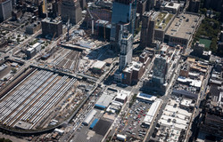 Aerial shoot NYC - Photography