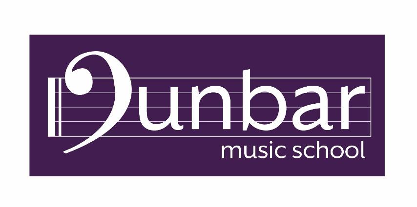 Dunbar Music School Logo, Crawley