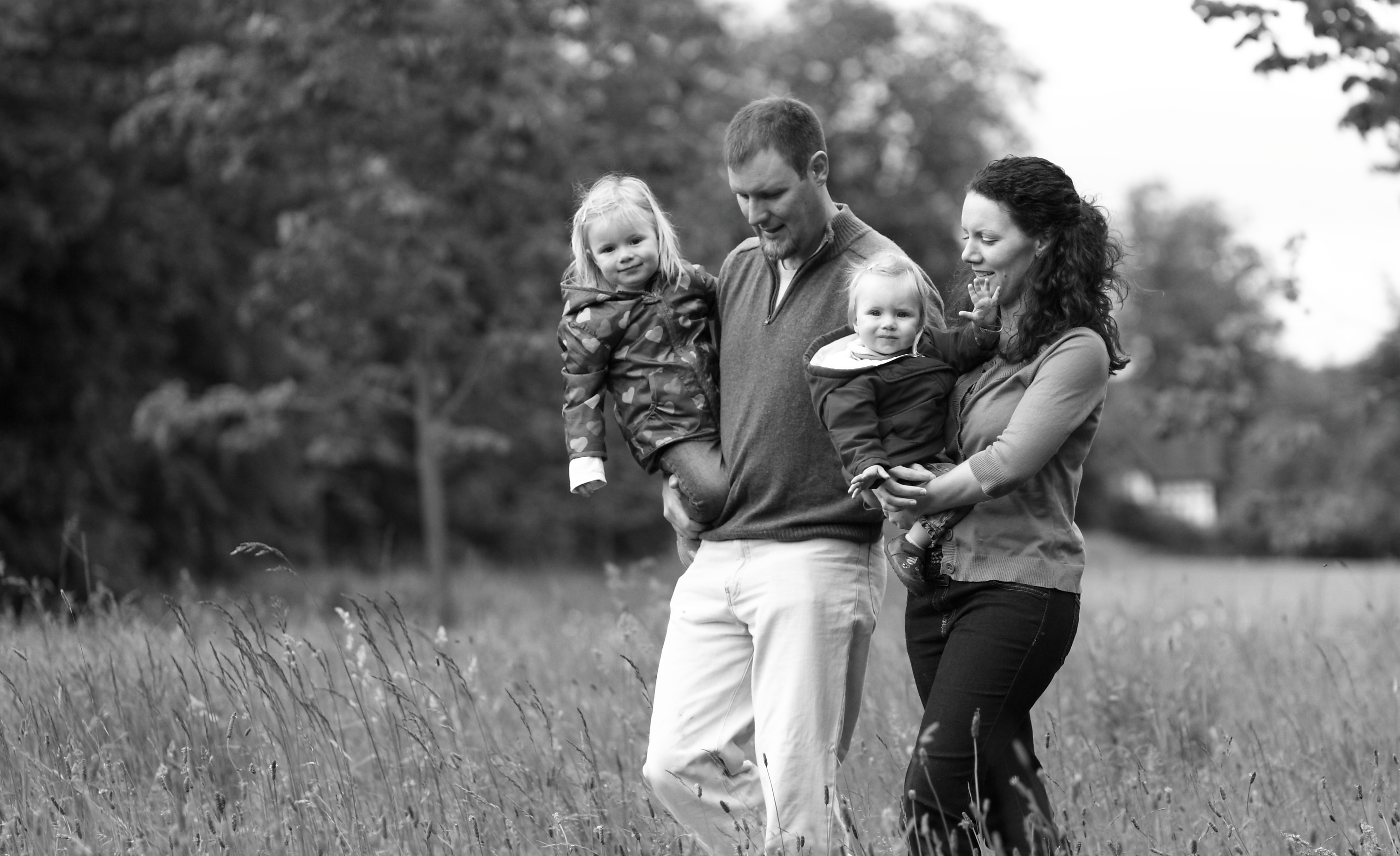 Family shoot - Outdoor Photography