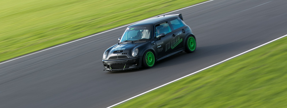 IDEAlee Circuit Photography at Caste Combe, New Mini Action