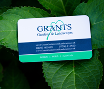startup, small, business, local, Grants Gardens & Landscapes, Crawley, West Sussex, Surrey, South East, branding, Brand refresh, rebranding, stationery, business cards, design, graphic, marketing, logo, identity