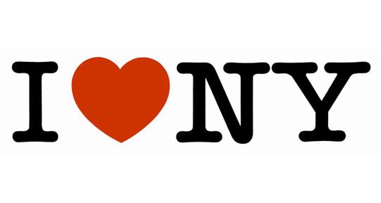 I <3 NY Logo, Milton Glaser (New York, USA)