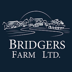 Bridgers Farm, Logo, refresh, brand, crawley, west sussex, graphic designer