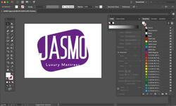 JASMO, Logo remastering, Crawley