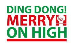 Christmas Promotional e-card design