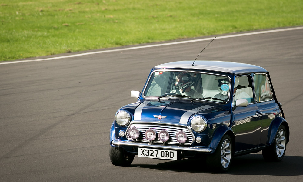 IDEAlee Circuit Photography at Caste Combe, Classic Mini Action