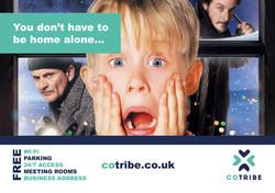 Co-Tribe, Graphic Design, Crawley