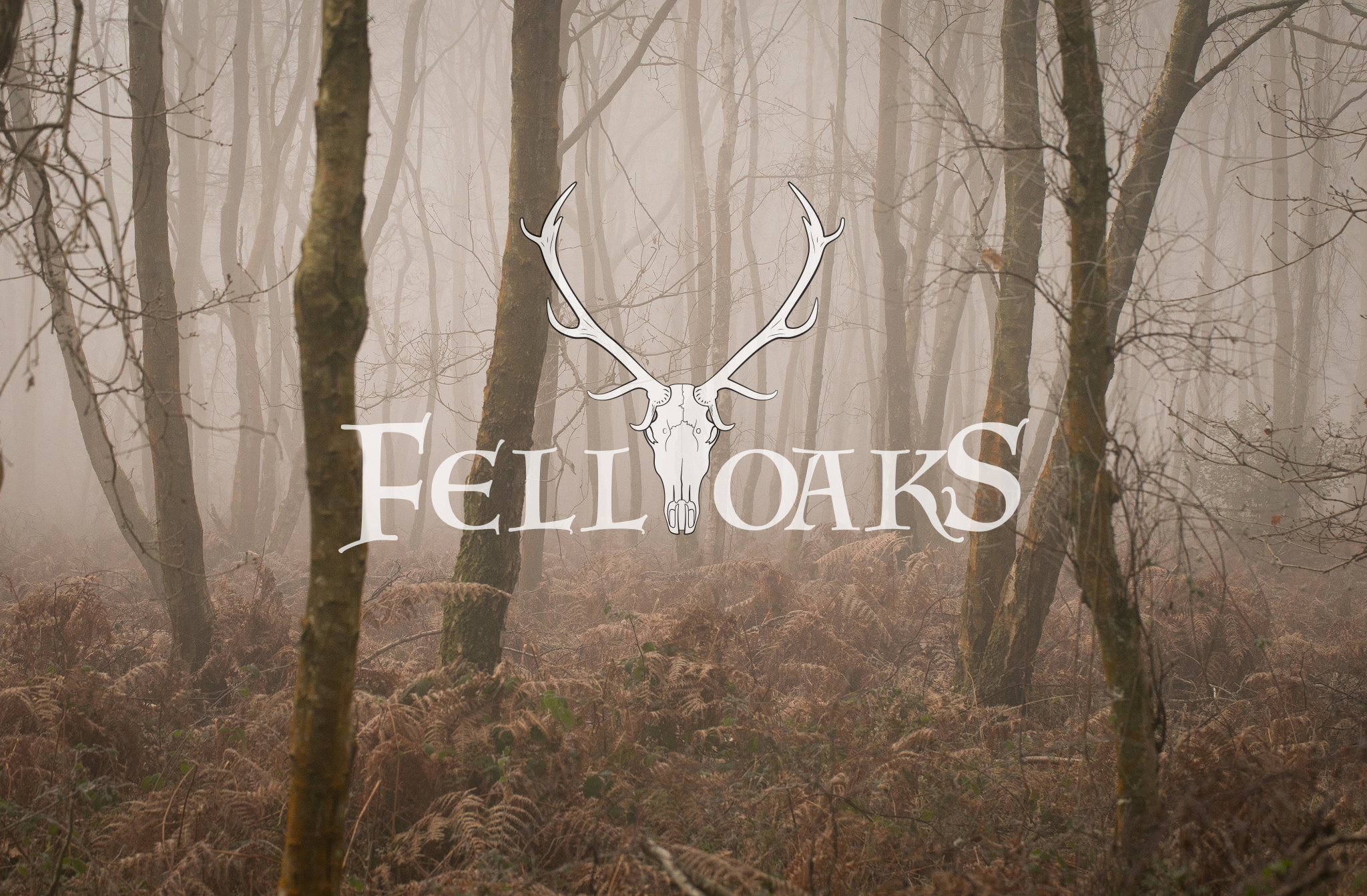 FELL OAKS - Logo Design near Crawley