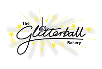 The Glitterball Bakery, Godalming, Surrey, cake baking, image, bespoke, glitterball, logo, branding, logos, brand, design, designer, graphic, identity, crawley, west, sussex, surrey, gatwick, kent, south east