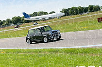 car, motor, track, panning, mini, aeroplane, top gear, dunsfold, photographer