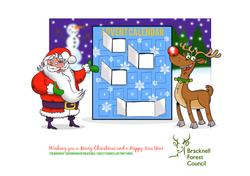 Cartoons: Corporate Christmas Card