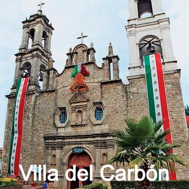 VILLA DEL CARBON