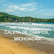 Caleta de Campos, MICH