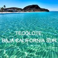 Playa Tecolote, BCS