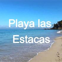 Playa las Estancas
