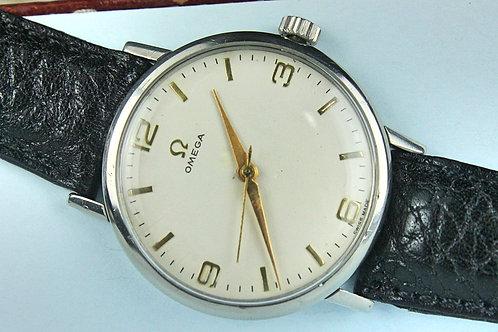 Omega SS Cal 601 - 1969