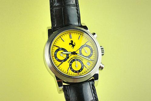 Girard Perregaux Chronograph Ferrari Modena Yellow Ref. 8020