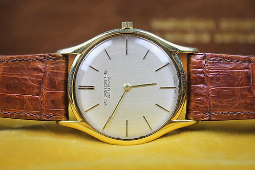 Vacheron Constatin Ultra-Slim 18K Solid Gold Men's 50's Rare Box