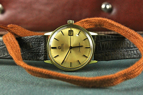 Omega Seamaster Automatic Cal. 562 Mens Dress Watch 60's