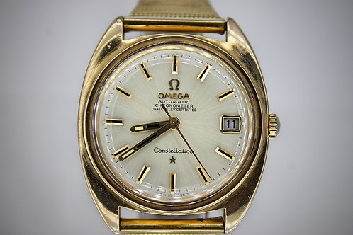 Omega Constellation Automatic Chronometer Vintage 60's
