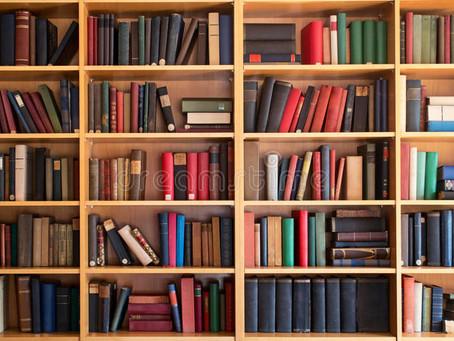 Lista arbitraria de libros 2020