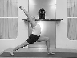 Yoga Teacher Cle Souren
