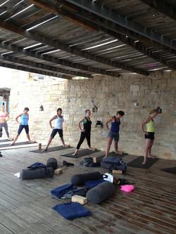 Yoga Rocks Crete 2013