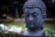 Garden Buddha in Nieuw Vennep