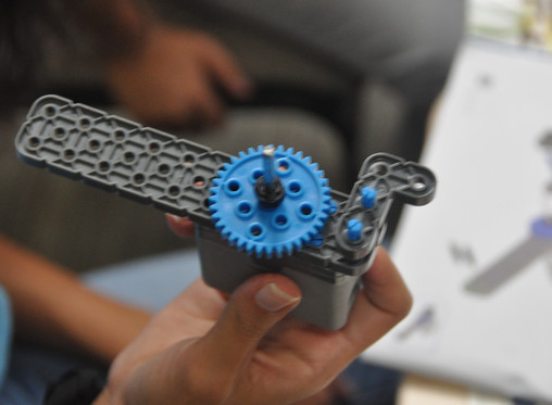 Robotics Camps for Cayman's Kids