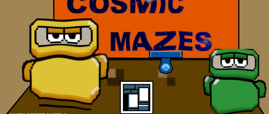 Cosmic Mazes