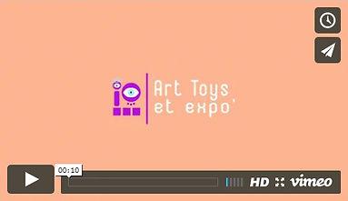 Antonin Martin Graphiste multimédia Paris, Art toys, LoïArt, Antow,