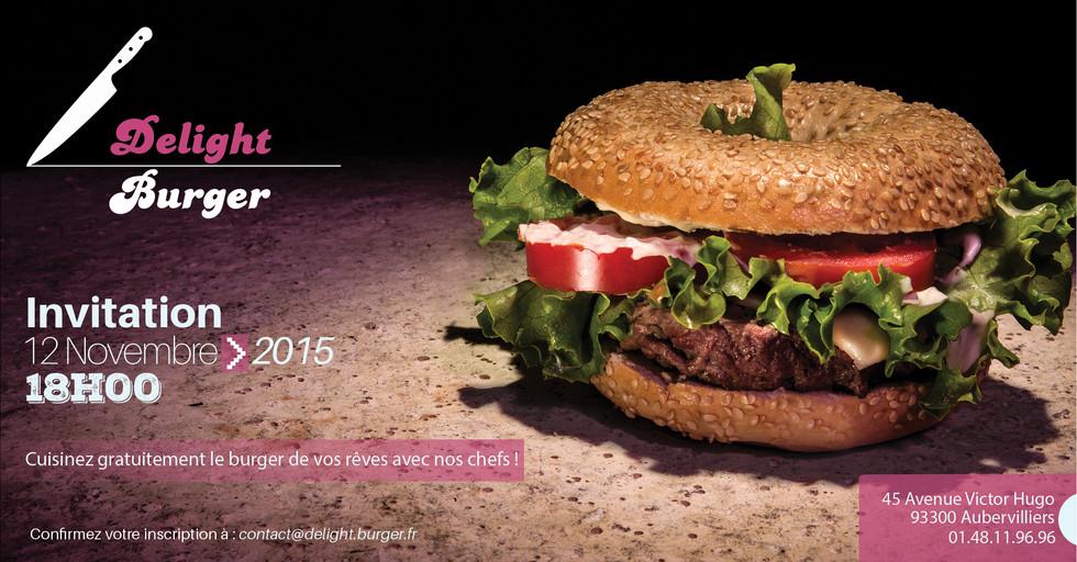 Delight Burger