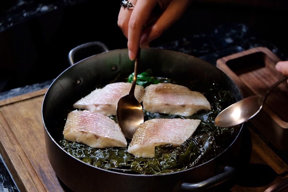 Ecriture | Akamutsu fish