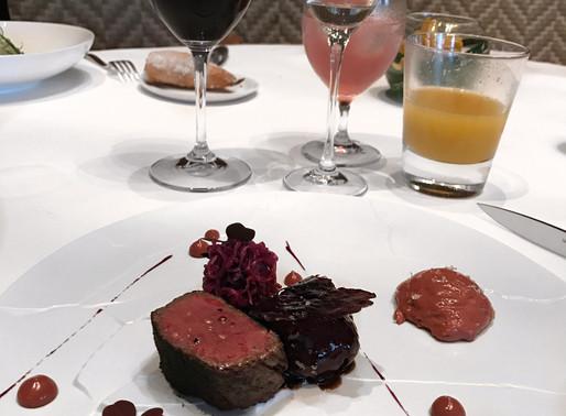 [Hong Kong] Weekend Wine Lunch at 2 Michelin-starred Amber, Mandarin Oriental Landmark
