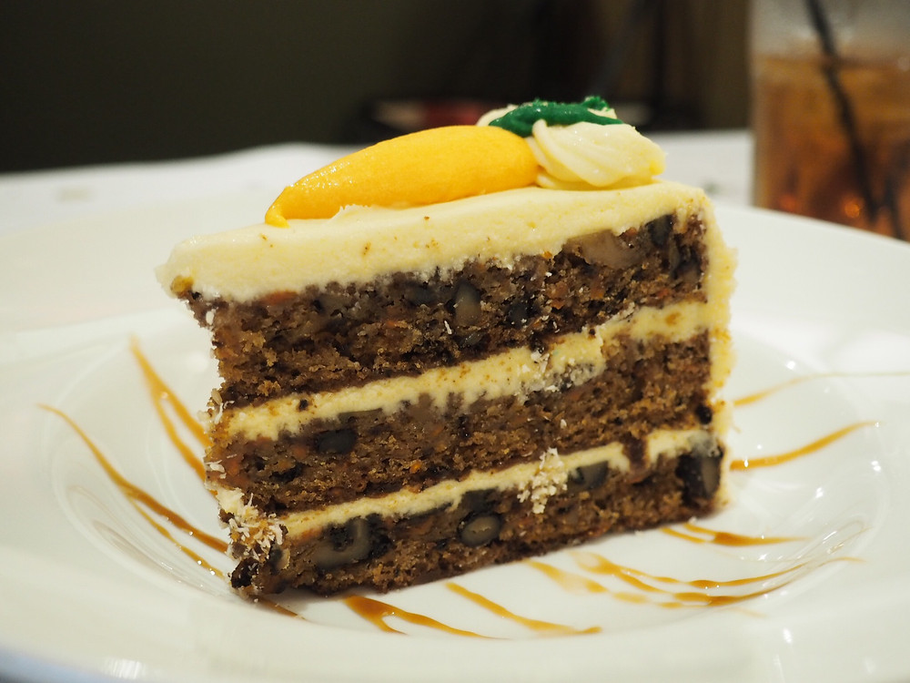 dan ryan's carrot cake